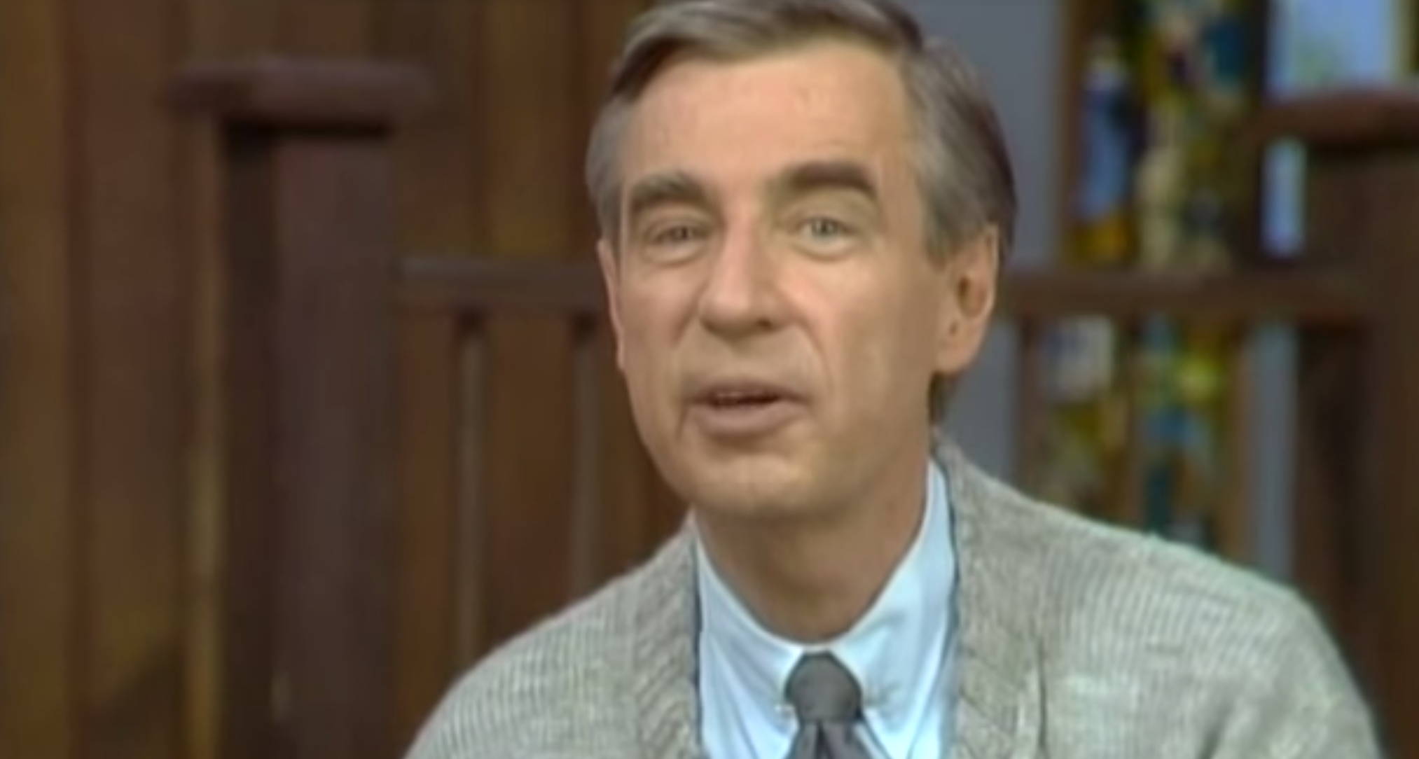 The Wisdom Of Mr Rogers