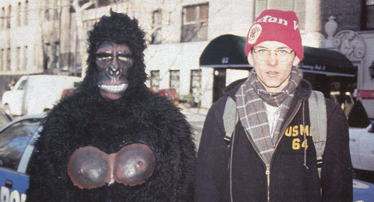 The Time Jason Zengerle and a Gorilla Stalked Michael Moore for Might Magazine