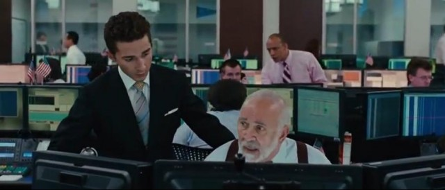 Film Still from Wall Street 2