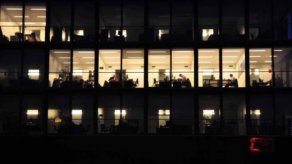 Working 9 to 5: A Reading List About the Way We Work