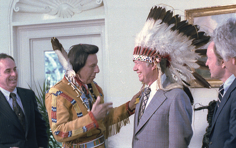 Why Do So Many People Pretend To Be Native American
