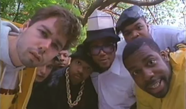 The Early Friendship of the Beastie Boys and Run-DMC