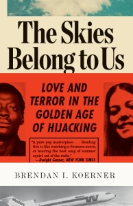 Skies Paperback Cover #1