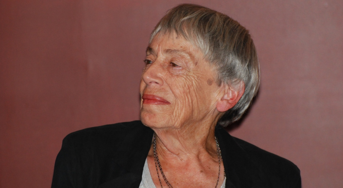 Ursula K. Le Guin On 'Starting Late' as a Writer