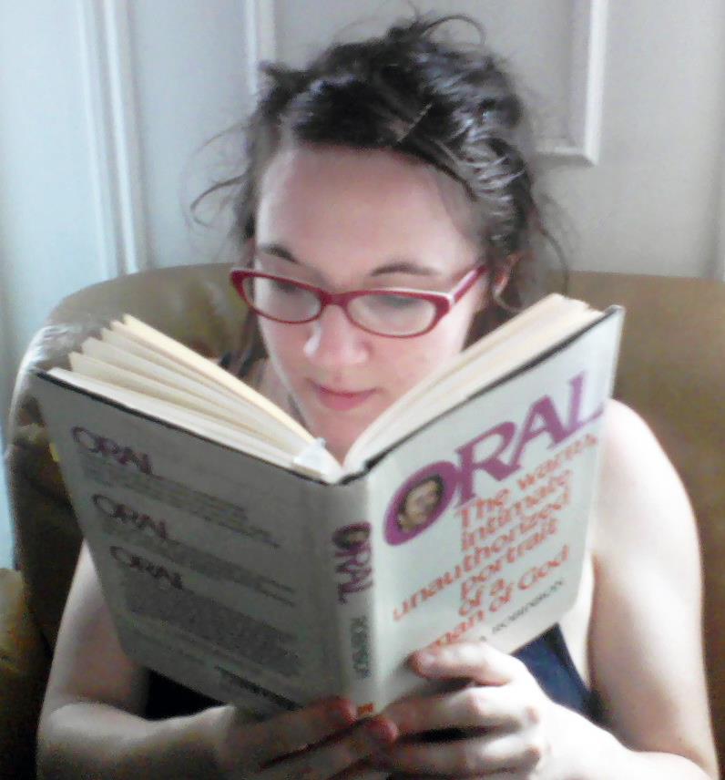 KF reading Oral Roberts
