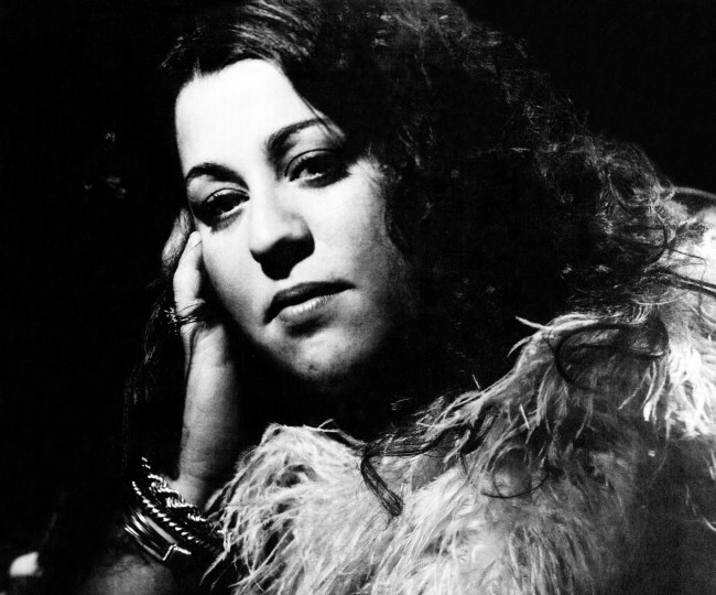 When Andy Warhol Screen-Tested Mama Cass