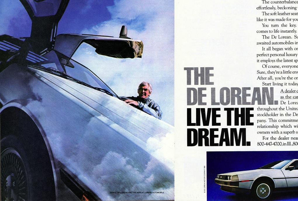 The Rise and Fall of John DeLorean