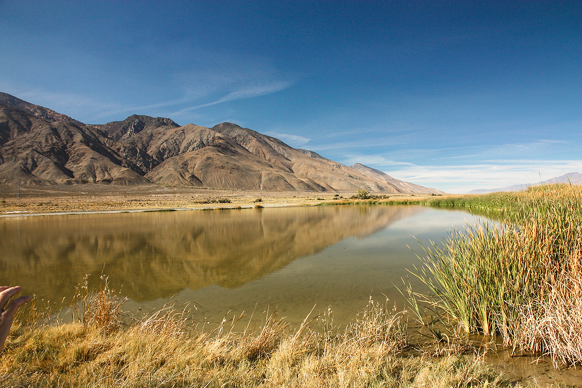 Photo: Owens Lake, Greg Balzer/Flickr, (CC BY 2.0)