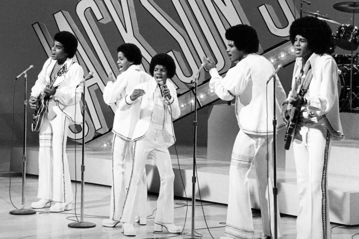 The Jackson 5 in 1972. Photo via Wikimedia Commons