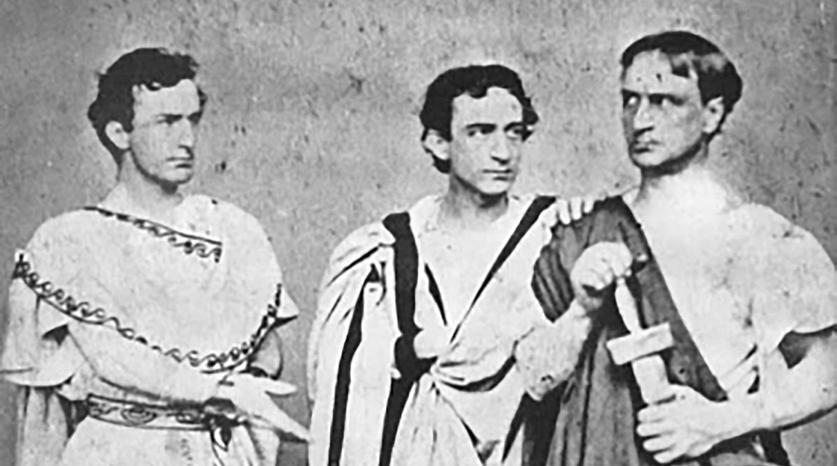 How a Great American Theatrical Family Produced the 19th Century's Most Notorious Assassin