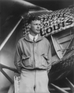 Charles Lindbergh. Photo via Wikimedia Commons