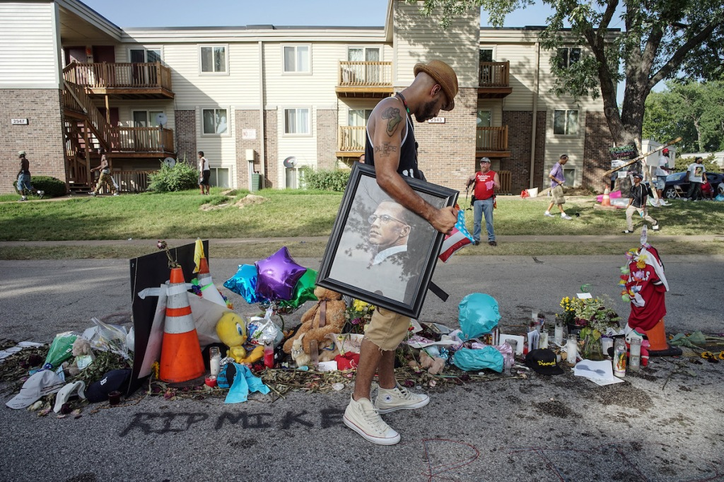 "August 27, 2014 | ""Who is our Black Leader"" 