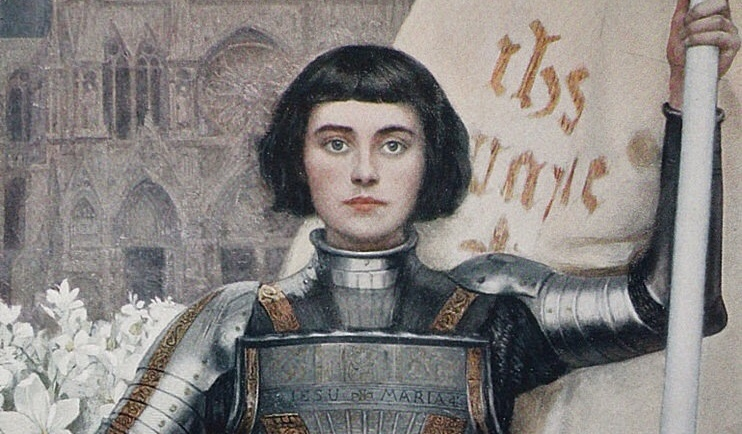 The Rise of Joan of Arc How a Visionary Peasant Girl Defied a Dress Code and Challenged the Patriarchy  sc 1 st  Longreads & The Rise of Joan of Arc: How a Visionary Peasant Girl Defied a Dress ...