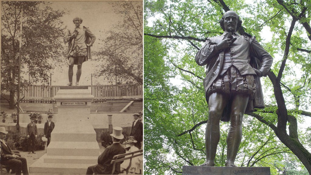 shakespeare-statue