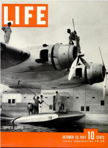 Cover of LIFE, 1941