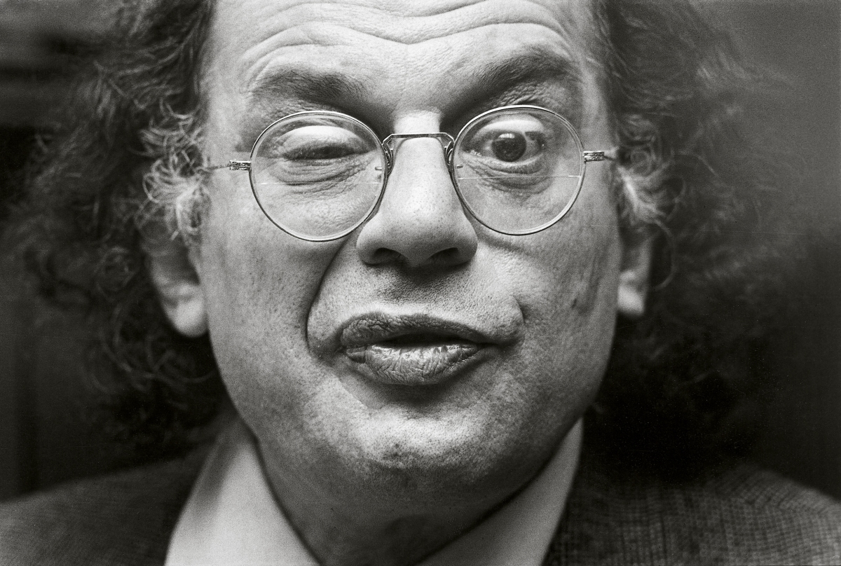 The Craft of Poetry: A Semester with Allen Ginsberg