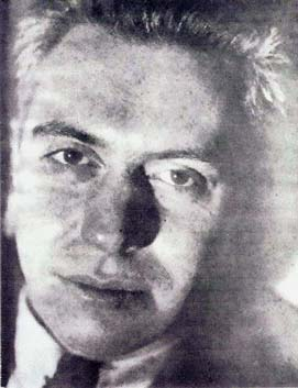Hart Crane, photographed by Walker Evans in 1930. Photo courtesy of Wikimedia Commons