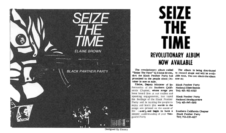 A clipping frominThe Black Panther newsletter, January 1970: Libcom