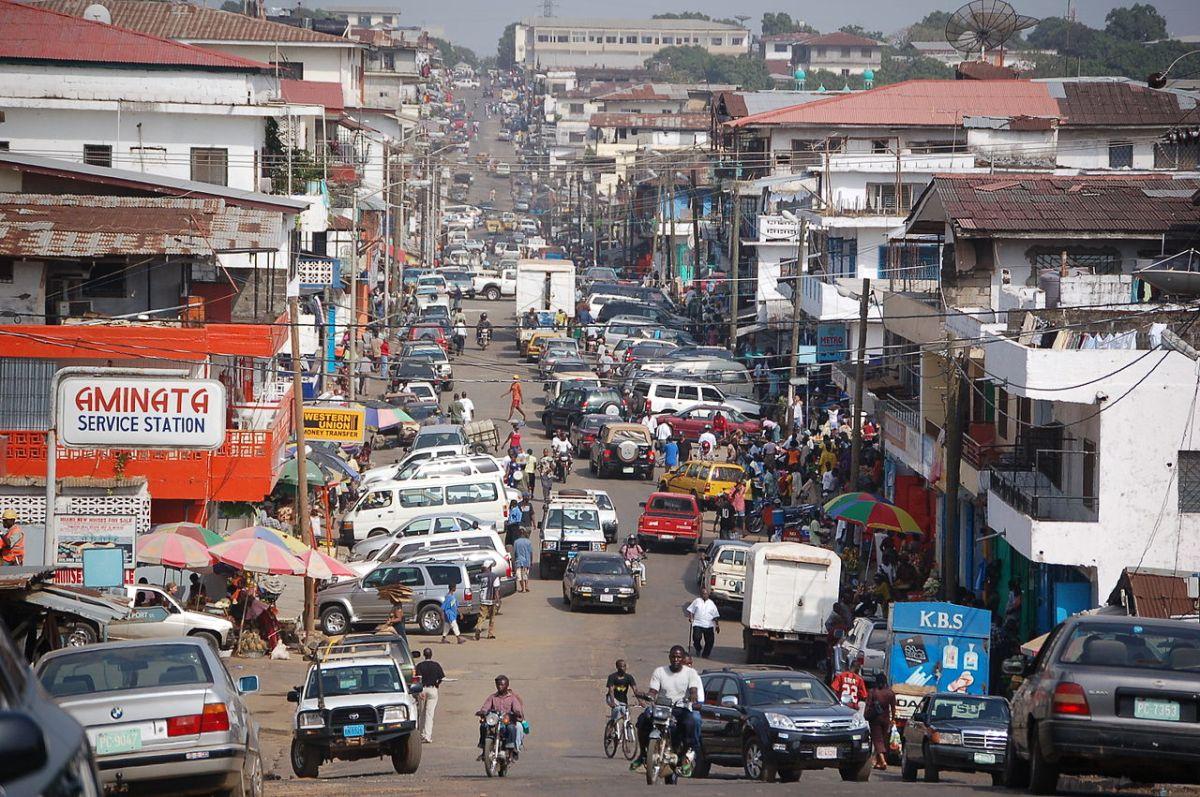 Recalling Life in Liberia