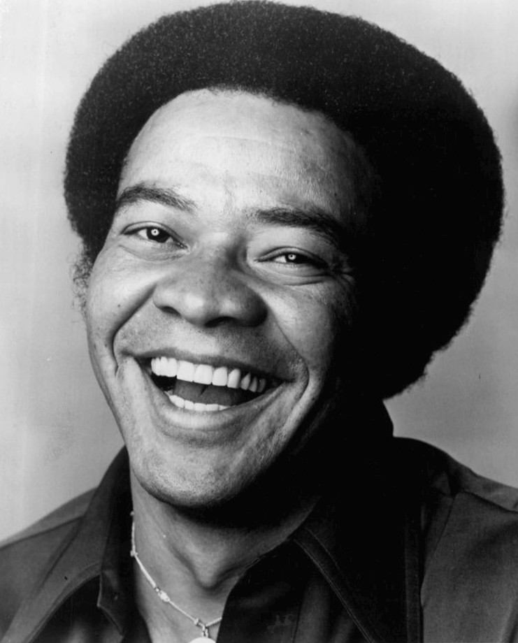 Bill Withers in a 1976 promotional shot. Photo by Wikimedia Commons