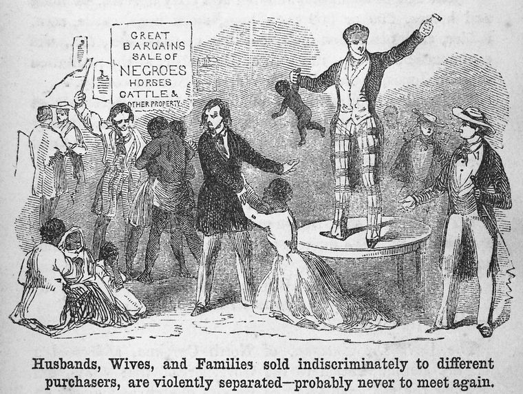 Slavery And Freedom In New York City-7859