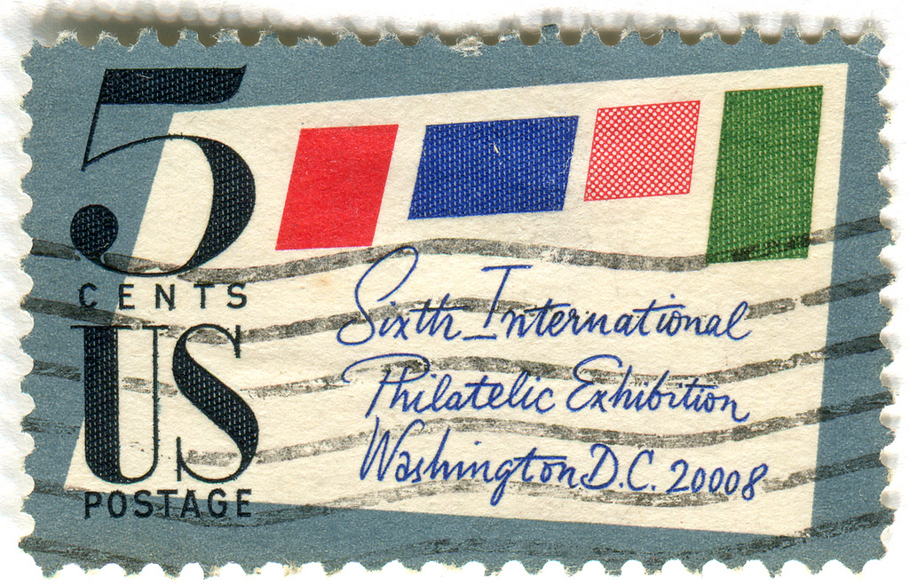 The People on Our Postage Stamps: A Reading List