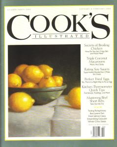 Issue No. 42 of 'Cook's Illustrated'