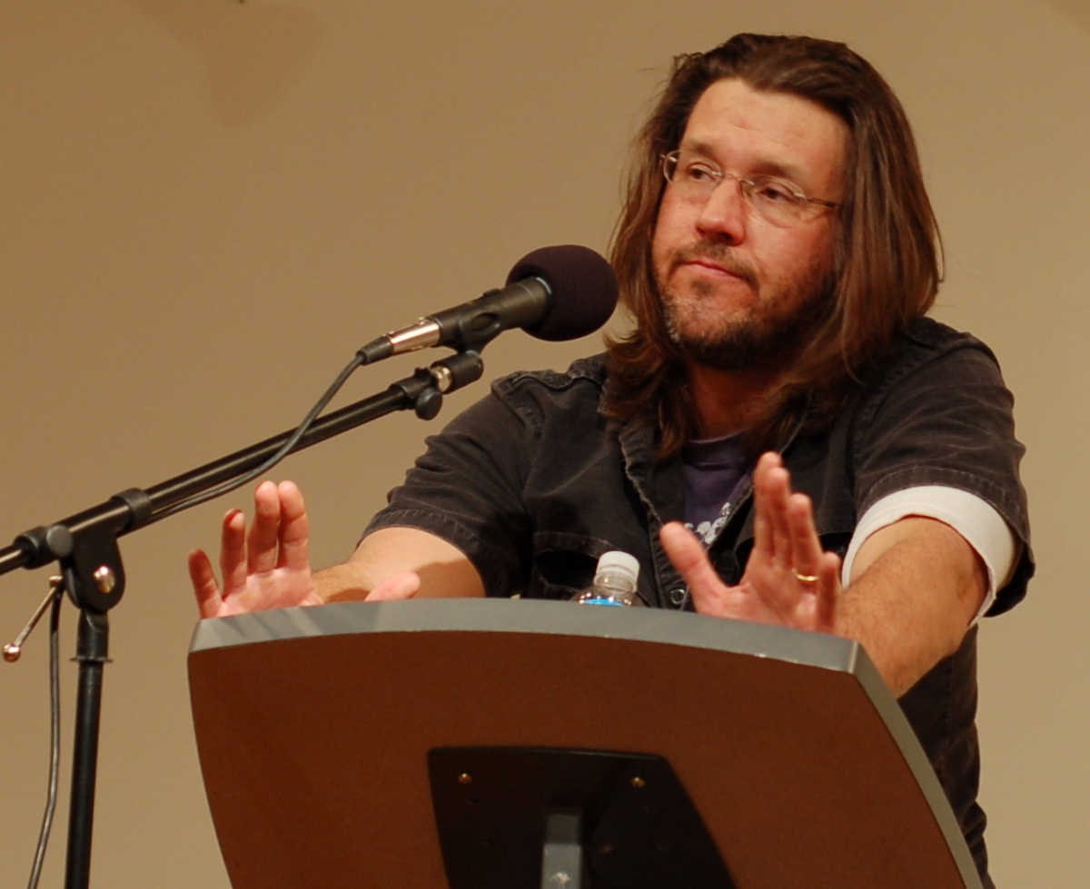 foster wallace  The Cult Could Become a Church: On David Foster Wallace