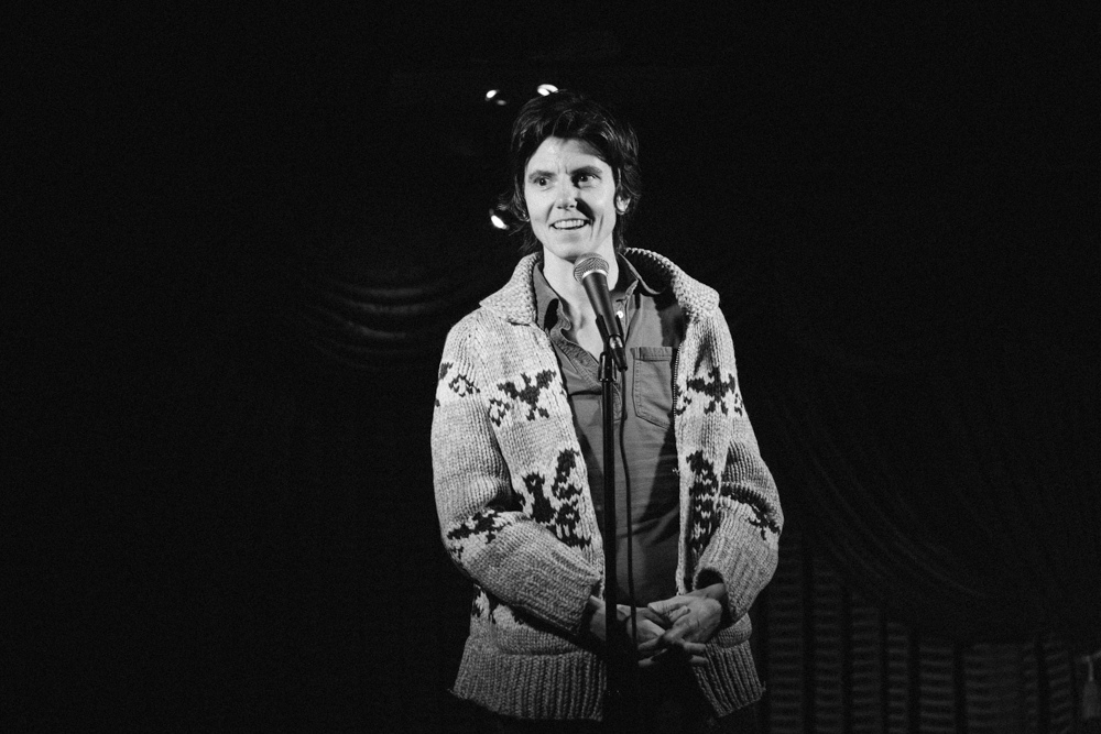 Tig Notaro on Going Topless Onstage, Post-Double Mastectomy