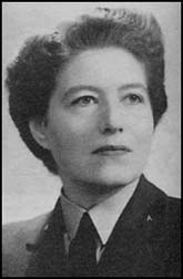 Vera Atkins. Photo via Wikimedia Commons