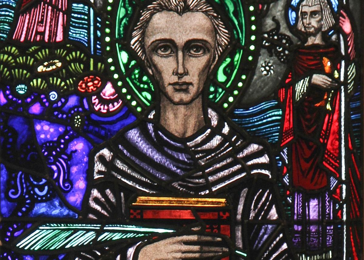 The Venerable Bede, image via Wikimedia Commons