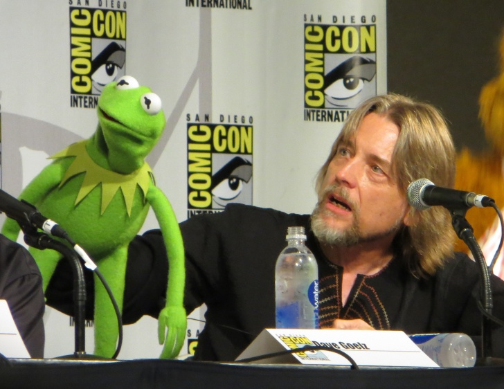 Kermit (with Steve Whitmire)