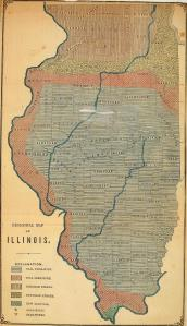 Geology of Illinois // Internet Archive public domain image