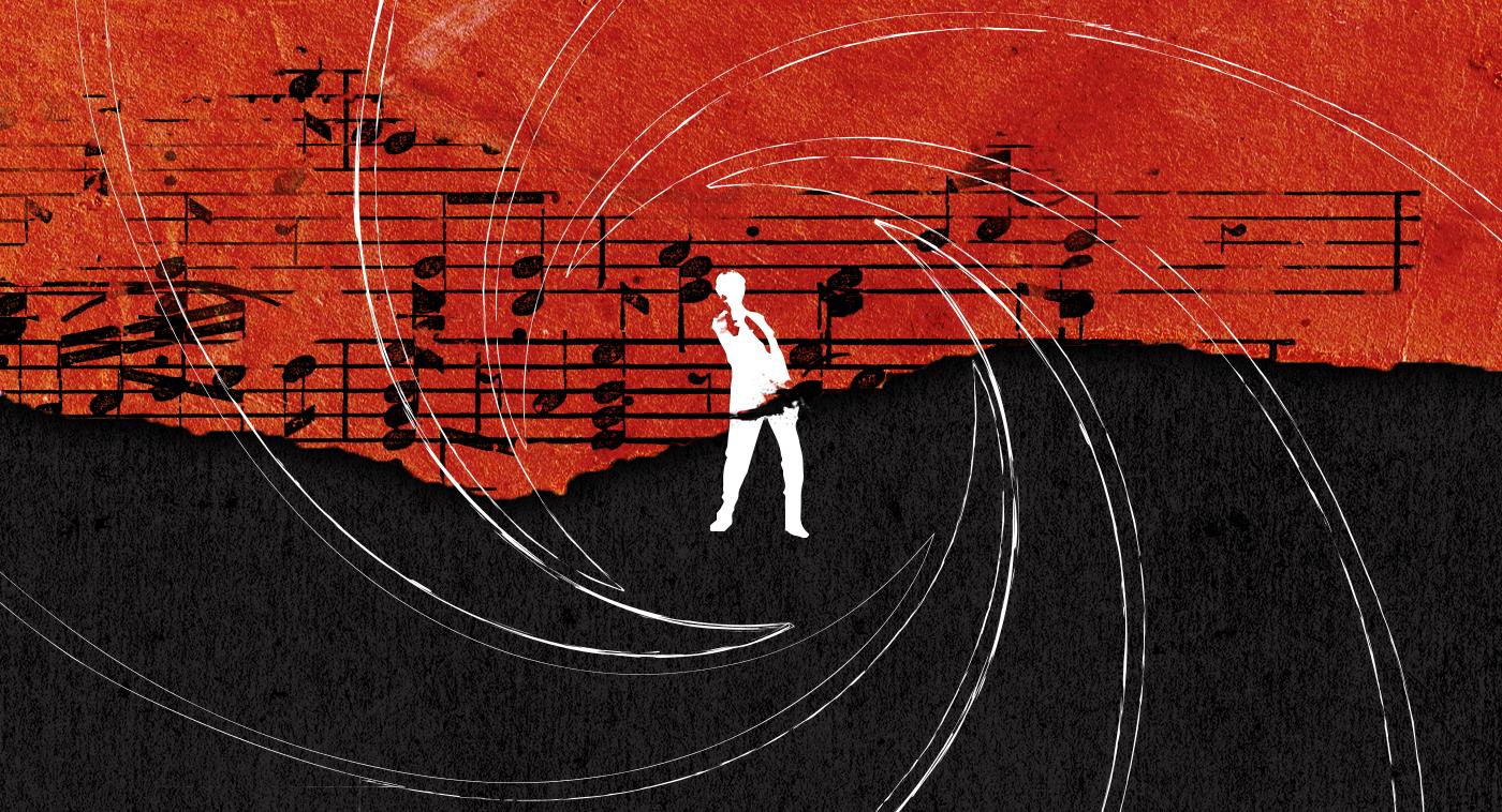 The Broken Pop of James Bond Songs