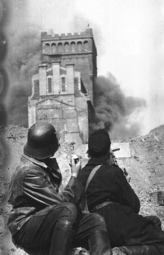 Lokajski_-_Płonąca_Pasta_(1944)