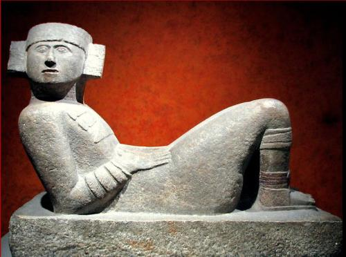 Mayan Chacmool. Photo: Wikimedia Commons