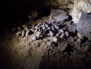 Cave grenades.