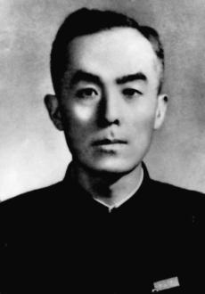 Photo: Ji Xianlin // 1952 // Wikimedia Public Domain Image