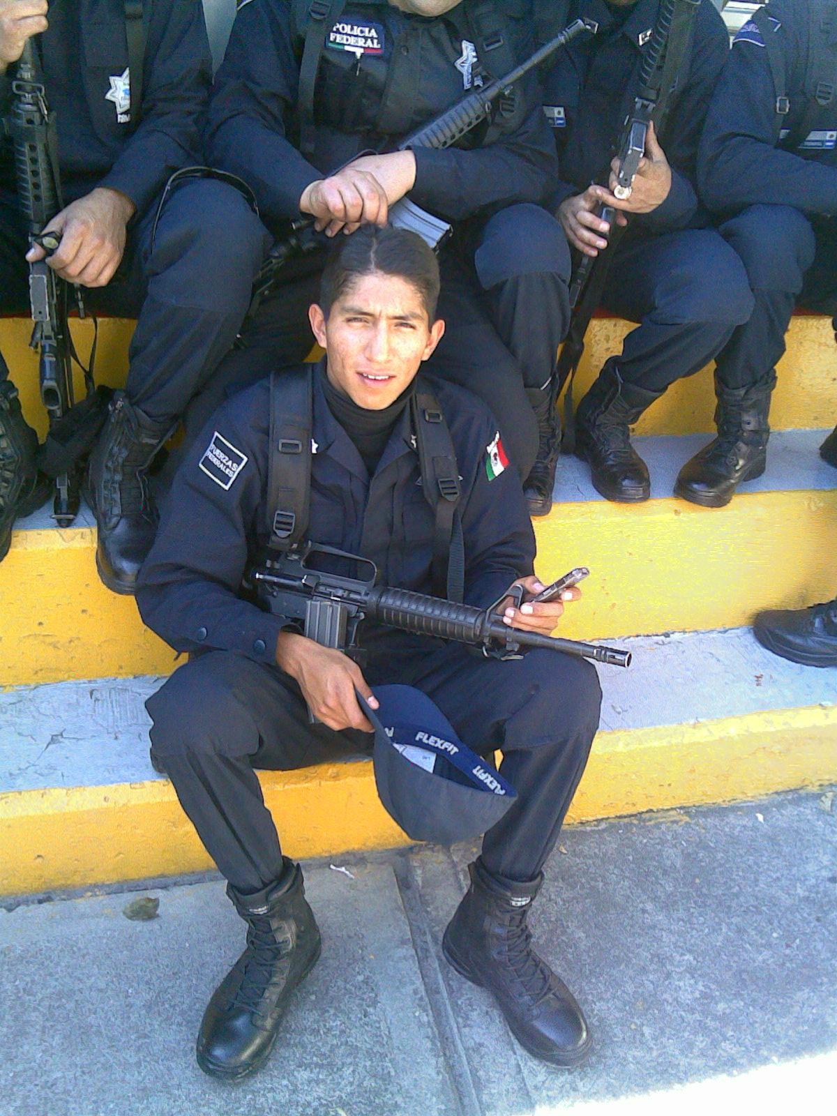 Photo of Juan from Araceli's wall.