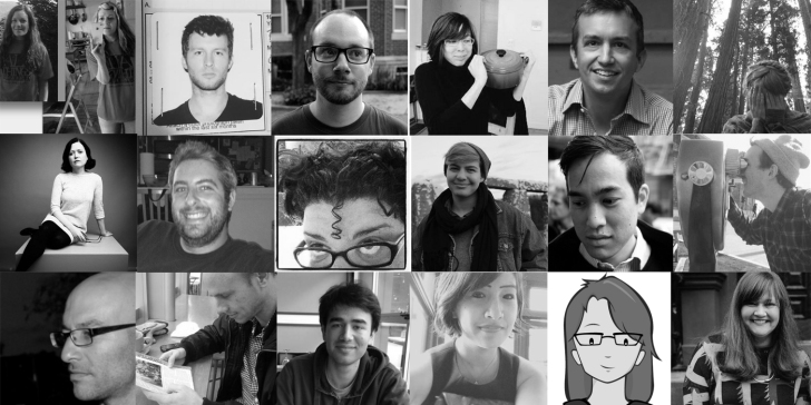 Just a few of the many current Longreads contributors, to whom we are thankful.