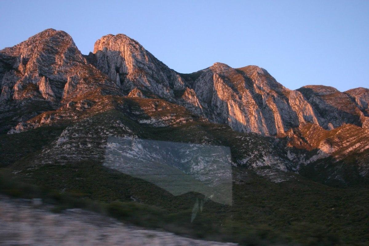 Monterrey mountains