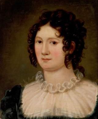 Claire Clairmont. Via: Wikimedia Commons