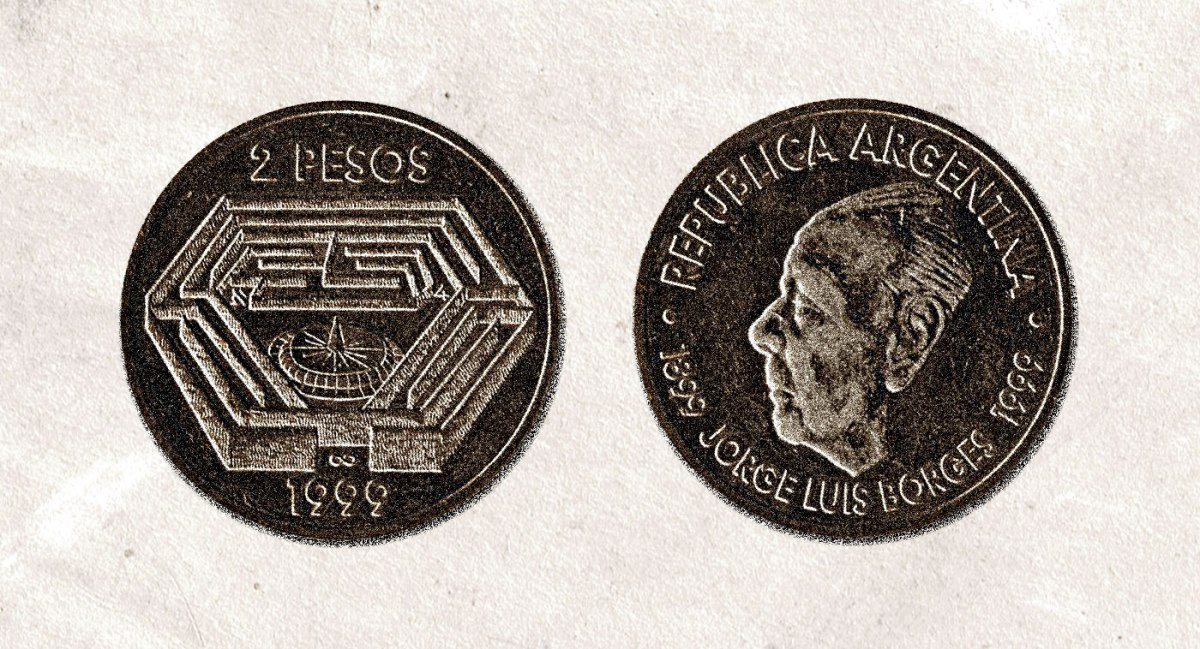 Borges and $: The Parable of the Literary Master and the Coin
