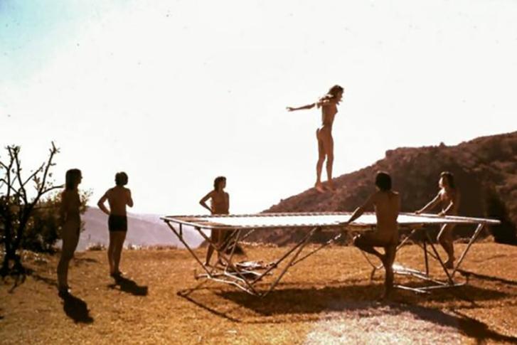 Activities at Sandstone. (Photo: Courtesy Barbara Williamson