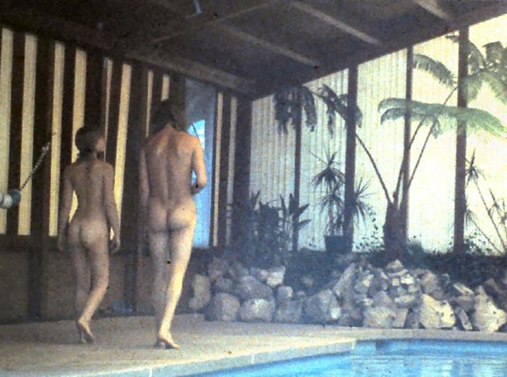 Poolside at Sandstone. (Photo: Courtesy Barbara Williamson)