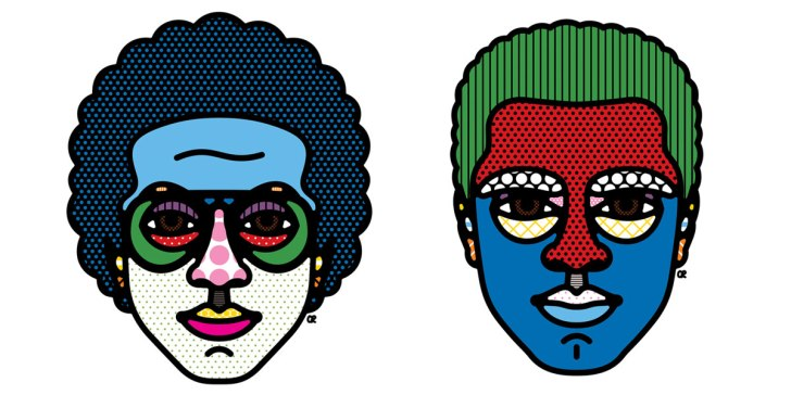 Portraits by: Craig & Karl