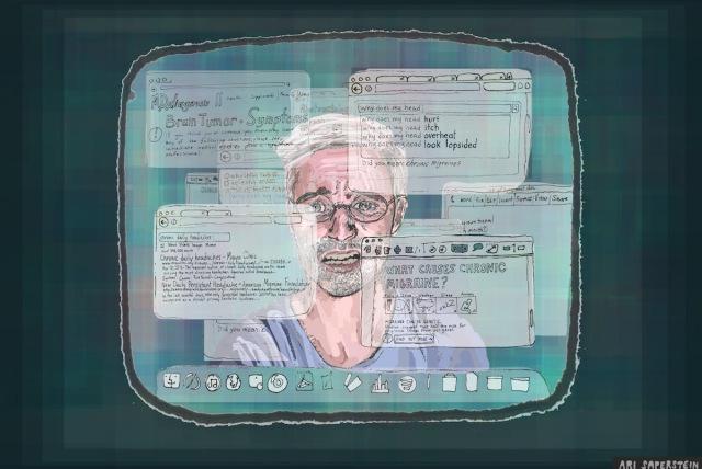 Cyberchondria: D.I.Y. Diagnosis in Overdrive