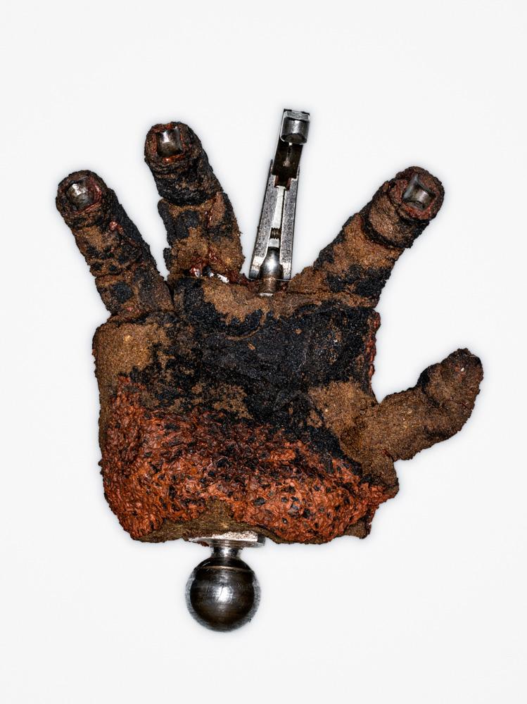 King Kong's hand, 1933