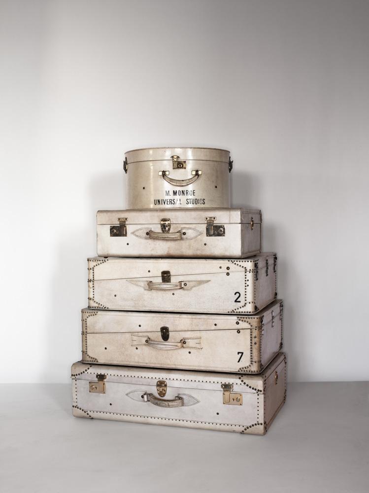 Marilyn Munroe's valises