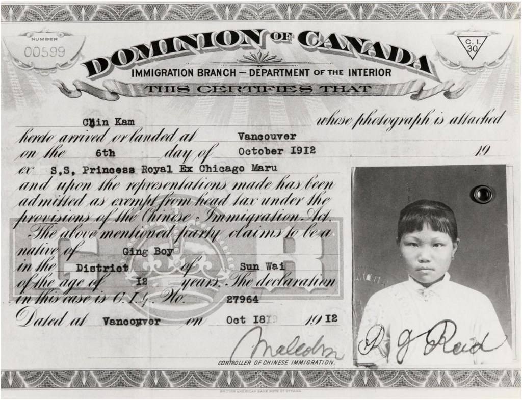 chinese immigration essay Immigration term papers (paper 9294) on chinese immigration : chinese immigration in 1784, the united states began relations with china when the american trading ship empress of china arrived in canton.
